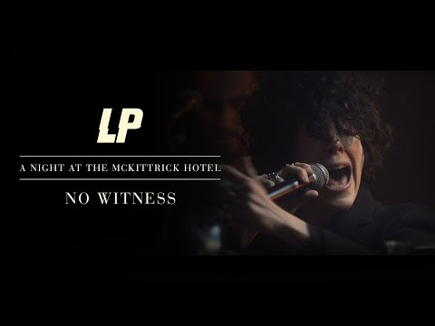 LP - No Witness (A Night at The McKittrick Hotel)