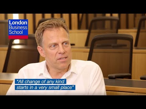 James Finlay's Managing Director, on dealing with change and managing entrepreneurship | LBS