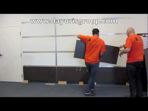 Modern Panels - Wall panel installation-DAYORIS Group