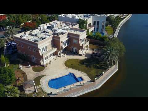 $ 12 Million Dollar Mansion in Emirates Hills, Dubai