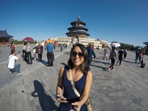 Last Day in Beijing - Temple of Heaven & Summer Palace