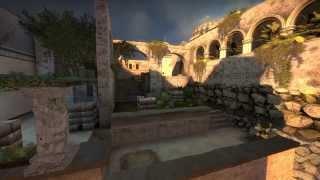 Mapping timelapse - Kyrenia bombsite B