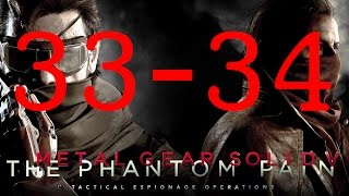 (ซับไทย) Metal Gear Solid V The Phantom Pain: ep.33-34