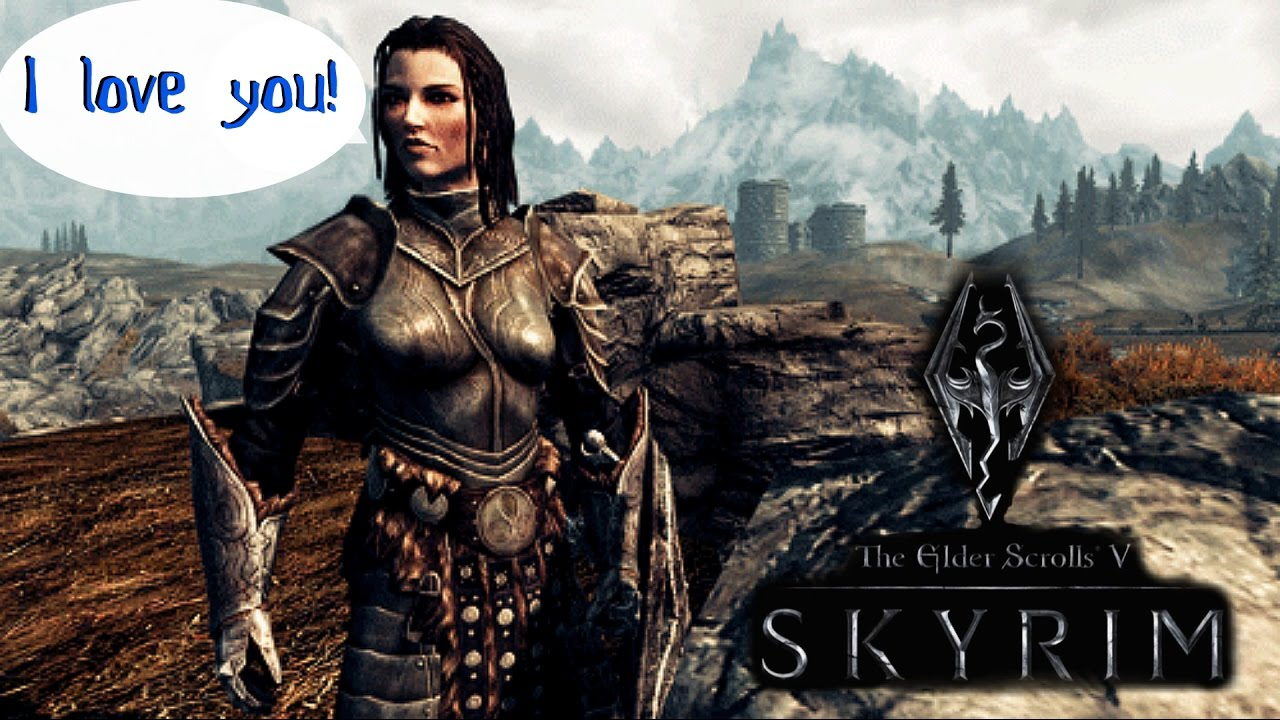 Skyrim - How To Marry Lydia (PS3/PS4) [Full Guide]
