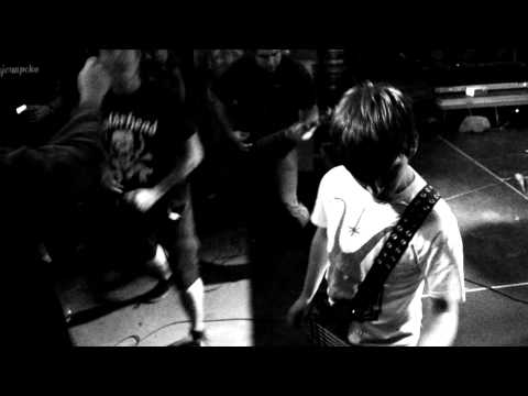 LIFE IN PERIL - Intro / Gauntlet (KC GRAD, Beograd, 07.10.2012) HD 1/3