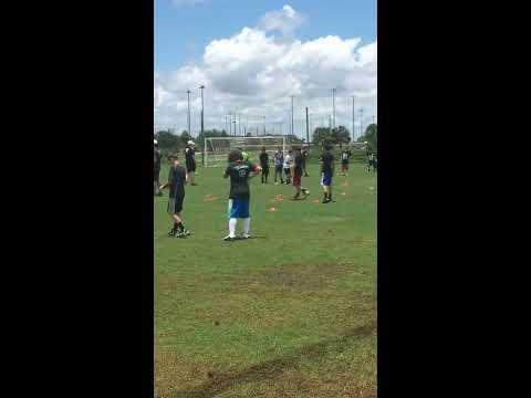 Viera Hawks Youth Football Camp