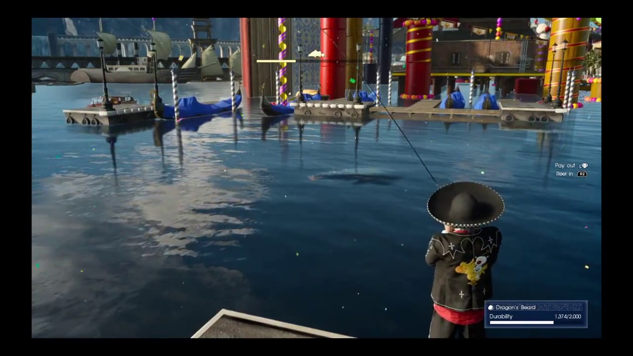 Howling gust grand prize a scorpion grouper location for Ffxv fishing rods