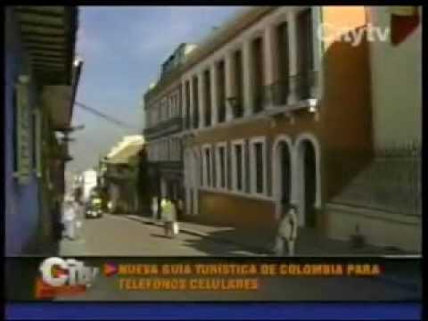 Colombia Info Mobile: guía turística de Colombia en tu celular
