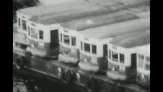 【名古屋市公式】市電物語(昭和45年制作)