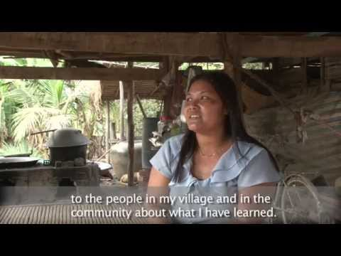 Women Peacemakers in Cambodia