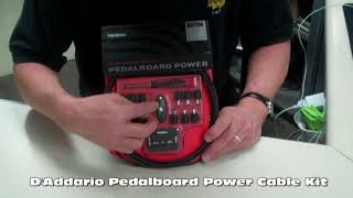 Download D'Addario Pedalboard Power Cable Kit MP3 song and Music Video