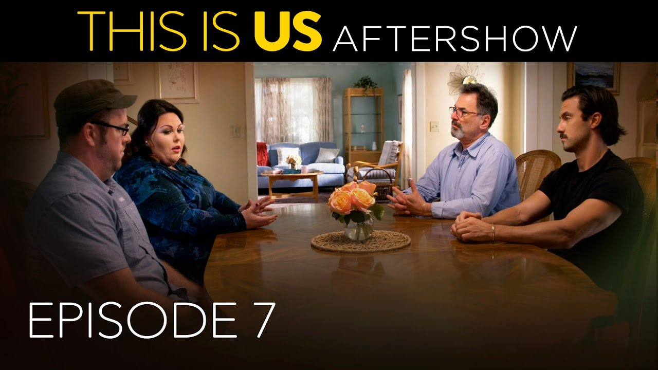 This Is Us - Aftershow: Season 1 Episode 7 (Digital Exclusive) - YouTube