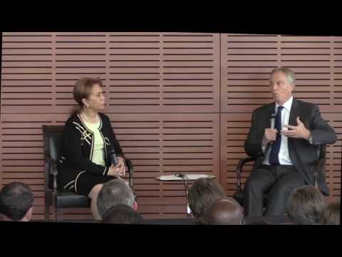The Right Honourable Tony Blair, a Kumpuris Distinguished Lecture