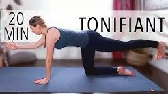 Yoga Tonifiant pour les débutants (20min)   Le yoga de Margaux