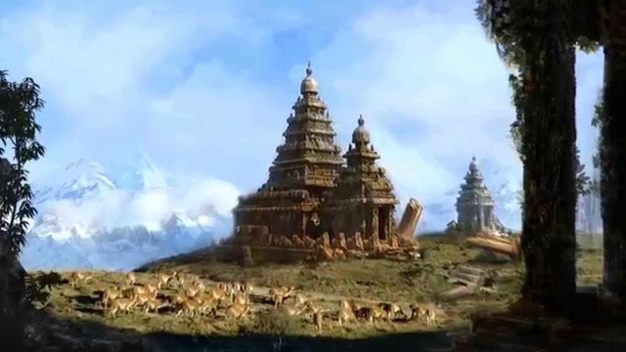 how to make a good matte painting