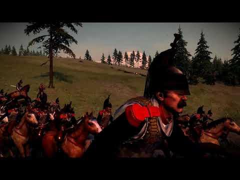 Total War : Shogun 2 - Great Britain vs France |