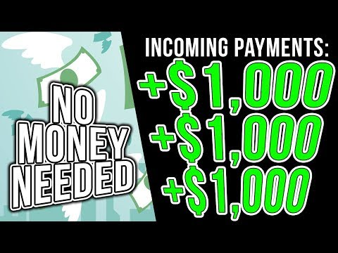 Best Way To Earn $1000 Today From Home💰(no money needed)