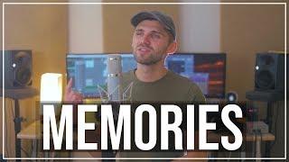 Gambar cover Maroon 5 - Memories (Cover)