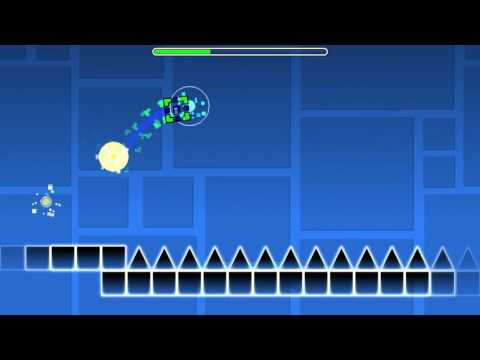 Toss and Turn - Geometry Dash (my first level)