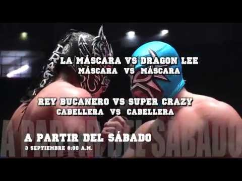 83 Aniversario del CMLL en Video on Demand
