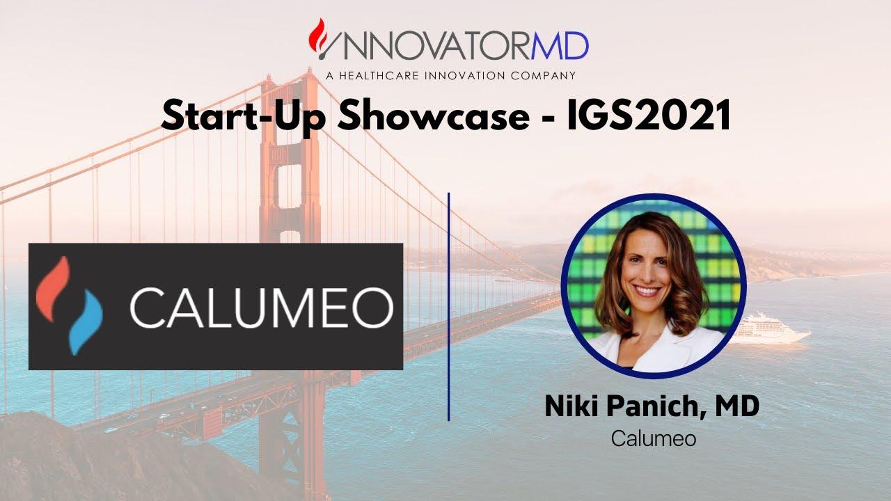 IGS2021: Start-Up Showcase - Calumeo