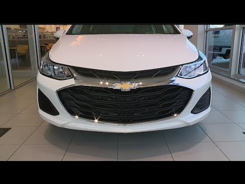 Last Cruze To Roll Off GM Lordstown Production Line On Display In Boardman