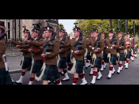 Royal Regiments of Scotland - Freedom of the Highlands
