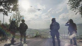 USMC vs Spetsnaz - Battlefield 3