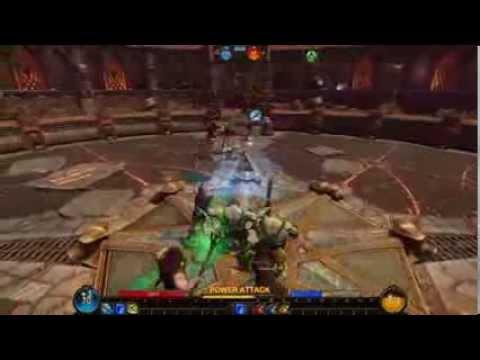 видео: panzar - Орк. Онлайн игра