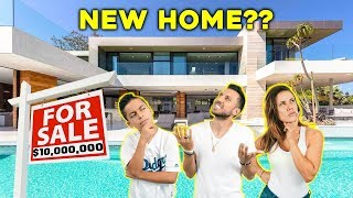 ARE WE BUYING A NEW MANSION??? | The Royalty Family