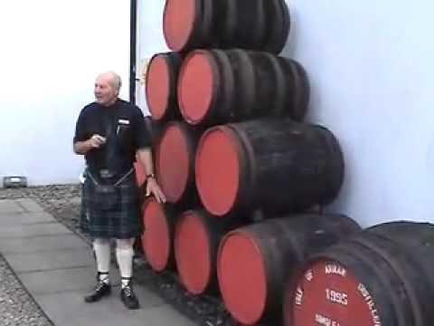 Arran Distillery