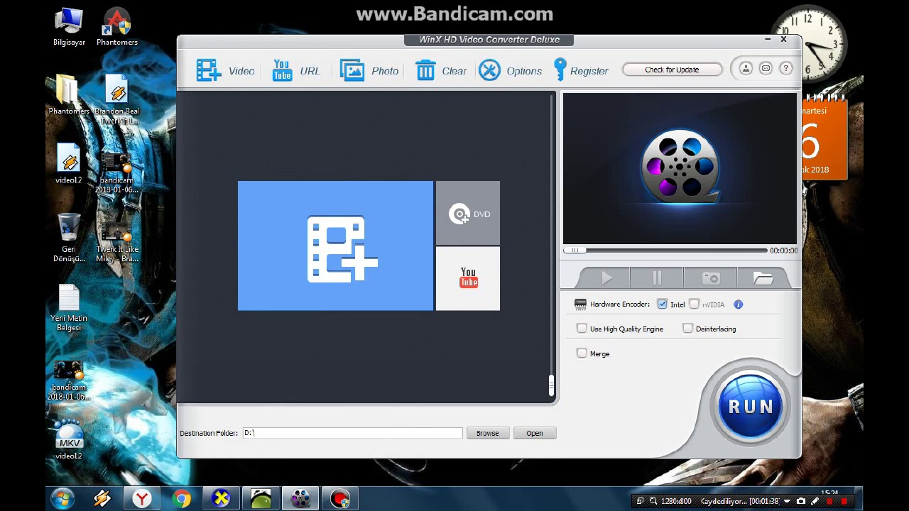 video indirme program mp3 cevirme