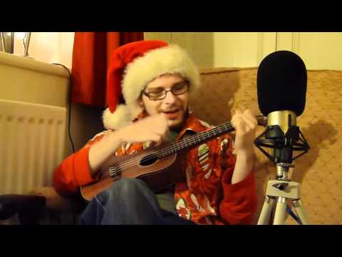 Christmas Island on the Ukulele