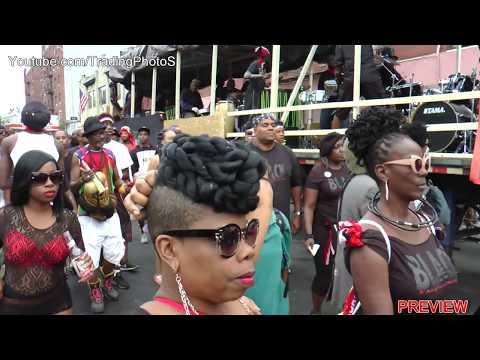Brooklyn Labor Day Parade 2016