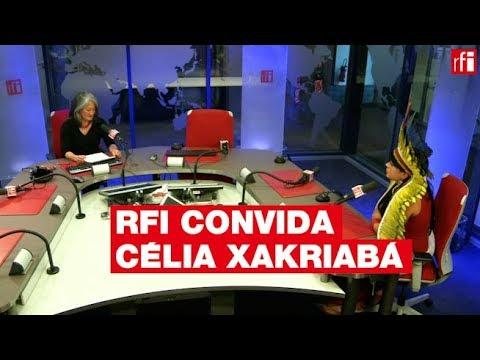 RFI Convida Célia Xakriabá