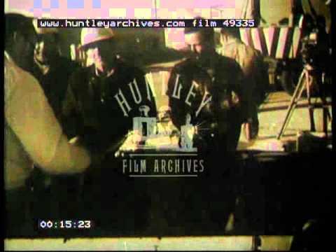 Radioactive Waste Dumped, 1961 - Film 49335