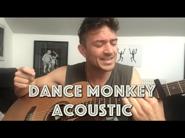 THePETEBOX - Dance Monkey Acoustic // Tones And I