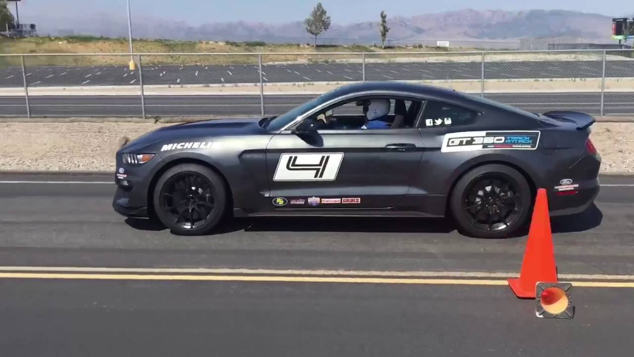 Ford Performance Racing School >> Ford Performance Racing School Gt350 Track Attack