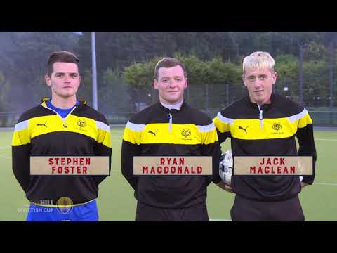 Keep It Off The Deck – Nairn County | William Hill Scottish Cup First Round