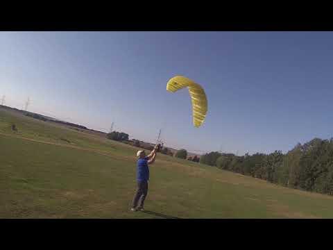 Erste Flüge mit dem Skyman CrossAlps 1.9 - @DL1RUN, Karsten
