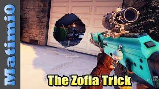The Zofia Trick - Rainbow Six Siege