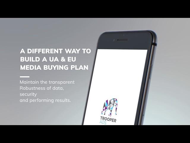 Trooperads Media Buying Platform