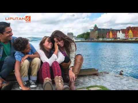 Norwegia Negara Paling Layak Huni