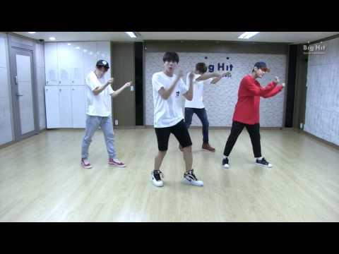 BTS  DOPE Dance Practice HD
