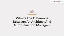 Architects & Construction Managers | Know A Pro