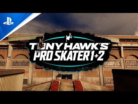 Tony Hawk's Pro Skater 1 and 2 - New Platform Trailer | PS5, PS4