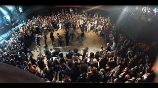 @suicidesilence THE BEST WALL OF DEATH @IrvingPlaza