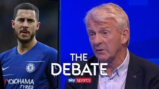 Will Eden Hazard go to Real Mardrid for LESS than £100m?!   The Debate