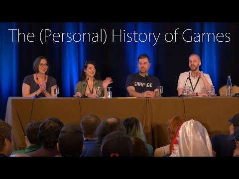 The (Personal) History of Games - PAX West 2017