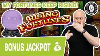 🤩 SERIOUS Bonus Jackpot 🔮 My Fortunes Keep RISING!